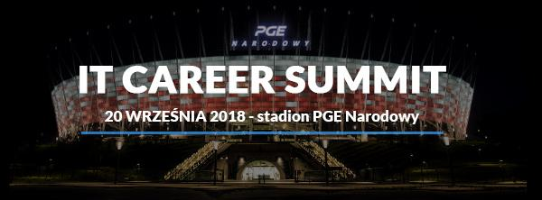 2018 Informacja prasowa IT Career Summit